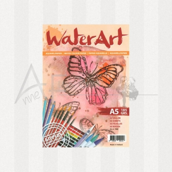 Water Art Aquarellpapier A5