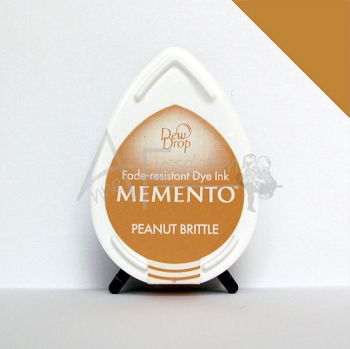 Memento Dew Drop - Peanut Brittle