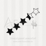 Motivstempel - Rating Stars