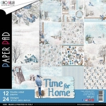 Ciao Bella - Time for Home | Paper Pad 12x12