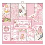 Stamperia - Baby Girl | Paper Pad 12x12