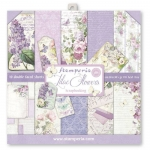 Stamperia - Lilac Flowers | Paper Pad 12x12