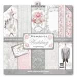 Stamperia - Wedding | Paper Pad 12x12